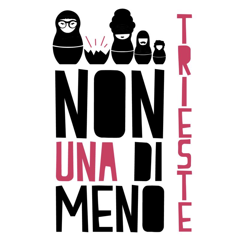 Non una di meno – Trieste/Trst
